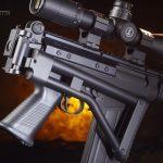 Sneak Peek-DS Arms SA58 Para with folding stock