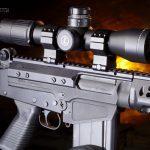 Sneak Peek-DS Arms SA58 Para with Leupold Scope