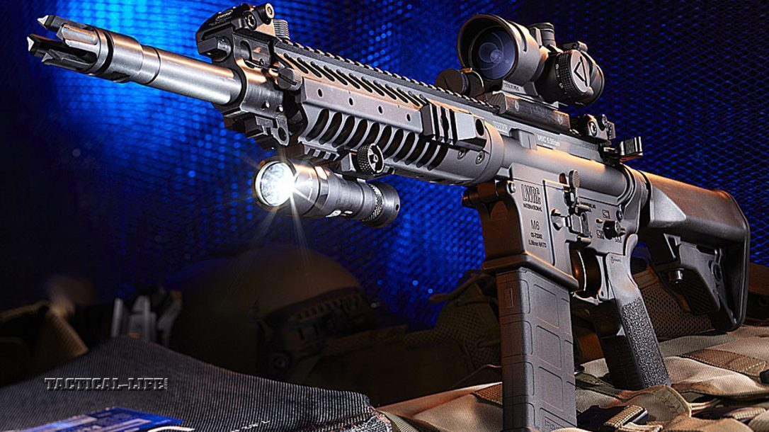 Sneak Peek - LWRCI M6 Individual Carbine