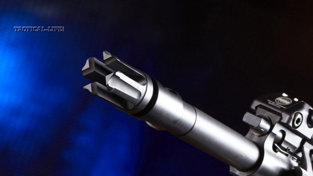 Sneak Peek - LWRCI M6 Individual Carbine Flash Hider