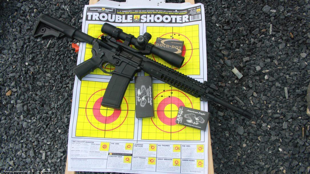 Sneak Peek - LWRCI M6 Individual Carbine Results