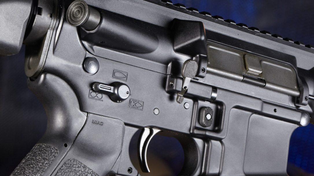 Sneak Peek - LWRCI M6 Individual Carbine Right Side
