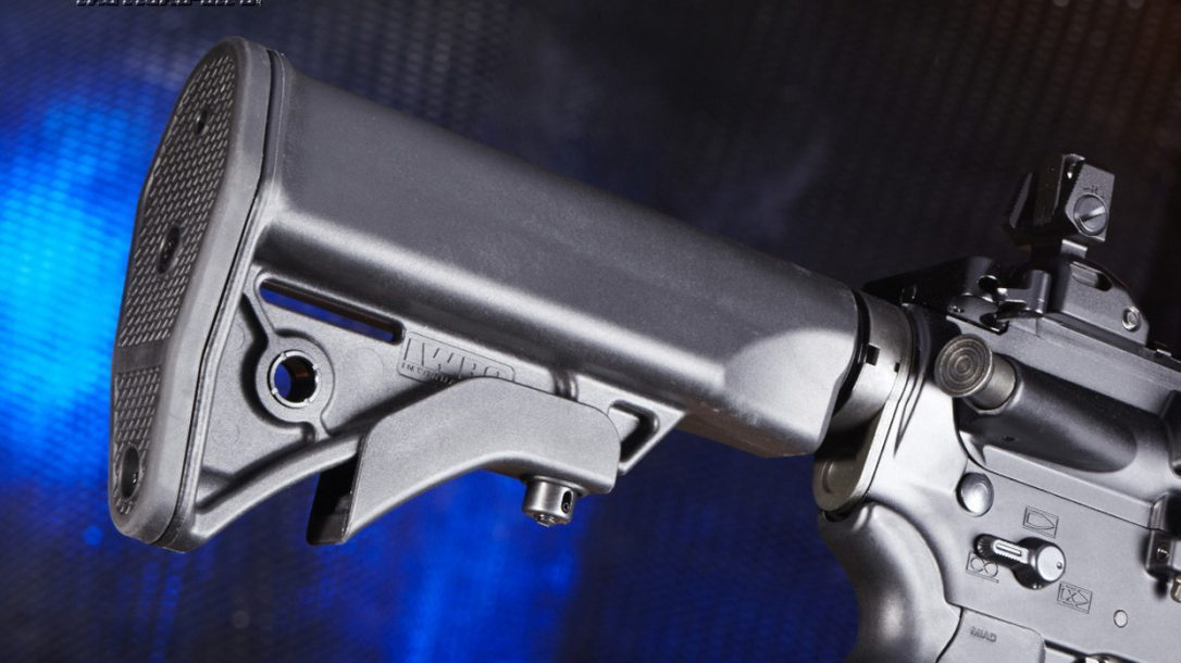 Sneak Peek - LWRCI M6 Individual Carbine Stock