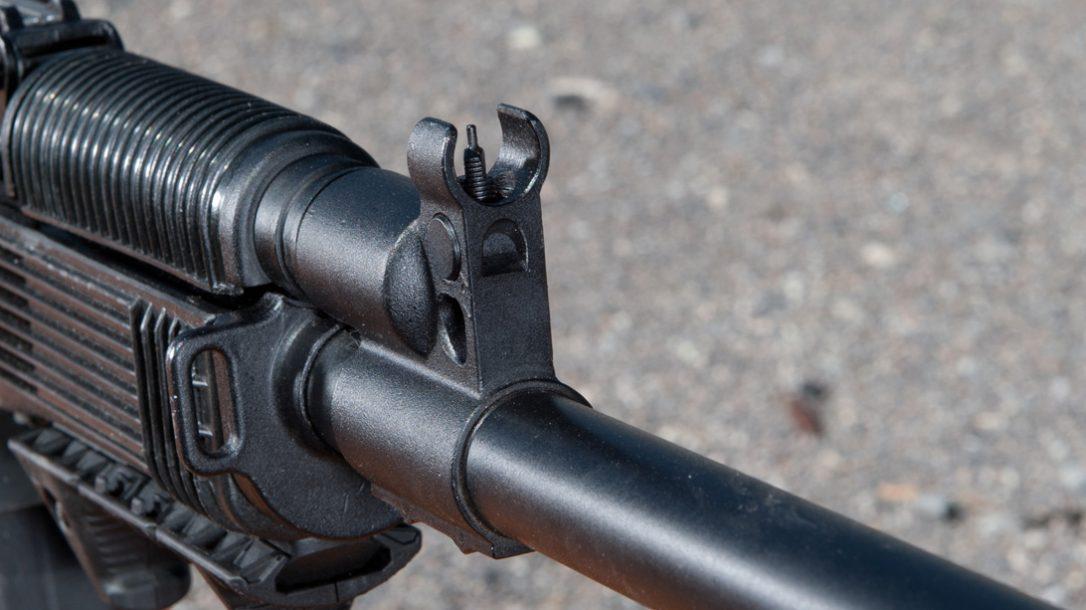 Sneak Peek- MOLOT VEPR 12 Gauge Front Sight