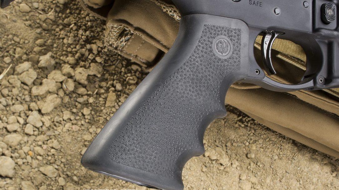 Sneak Peek- Ruger SR-556 Carbine grip