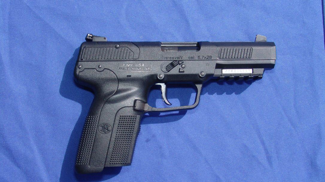 Tactical-Life Visits FNH USA - FNH FiveseveN 5.7mm Pistol