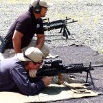 Tactical-Life Visits FNH USA - We also shot the famous M240 that is the standard GPMG for the US Army.