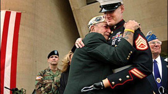 The Ongoing Battle for Returning Combat Veterans