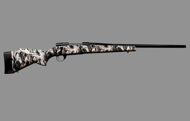 Weatherby Camo Rifle