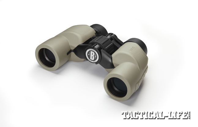 Bushnell's NatureView 6x30 offers a 419-foot field of view at 1,000 yards.