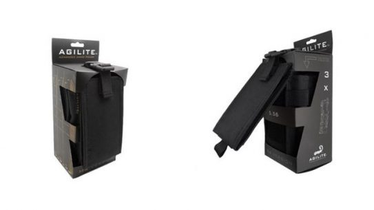 The Agilite Black Longtail Advanced Ammo pouch is the latest release by the Rehovot, Israel-based company.