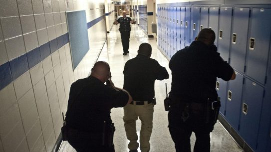 Alabama LEO Recruits to Train for Active Shooter Response