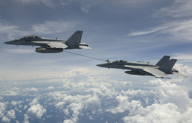 Armed Forces conducted a three-day operations surge on Guam and the island of Tinian as part of Exercise Forager Fury II.