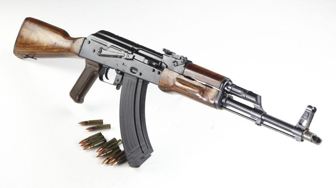 Avtomat Kalashnikova (Steve Woods photo)