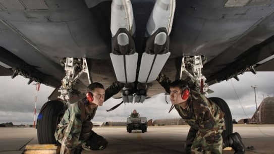 Boeing delivered the 500th Focused Lethality Munition (FLM) to the U.S. Air Force this month, completing the contract for the low-collateral-damage weapon.