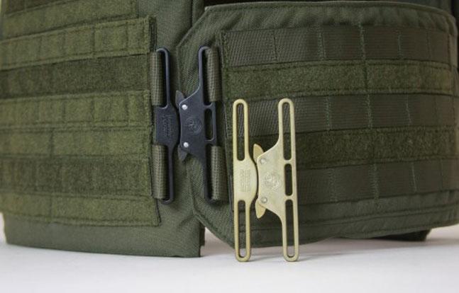 Bushido Tactical COBRA HALO Quick-Release Buckle