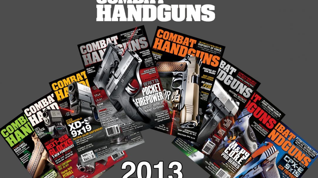 Combat Handguns 2013