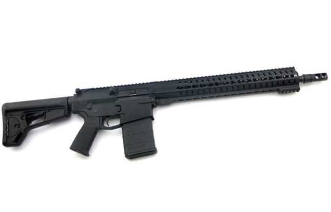 The CMMG Mk3 CBR (Carbine Battle Rifle) is chambered in .308 WIN/7.62x51mm NATO and is precision-built to deliver relentless functionality.