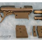 Switching the CZ 455 Varmint Evolution's chambering couldn't be simpler. Only a barrel and magazine swap is necessary to convert it from .22 LR to .17 HMR