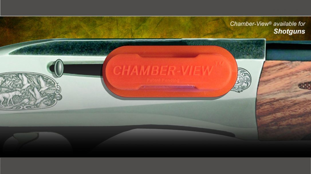 Chamber-View Shotgun