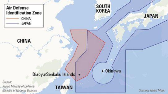 China's Air Defense Zone