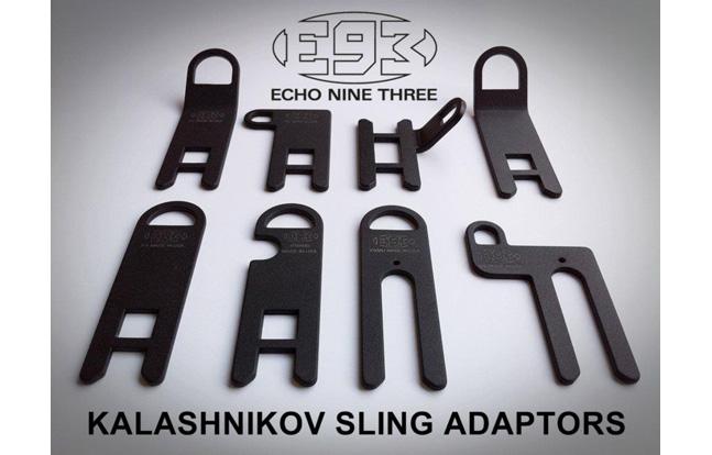 Echo 93 AK Sling Adaptors
