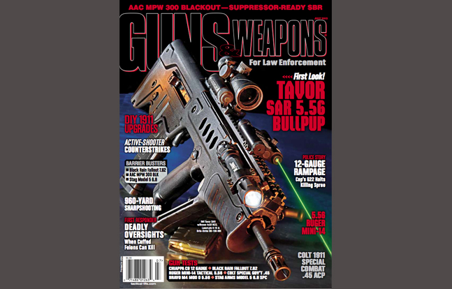 Guns & Weapons for Law Enforcement July 2013