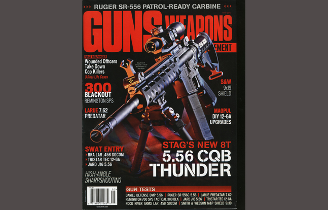 Guns & Weapons for Law Enforcement May 2013