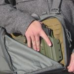 Hill People Gear Attache with Pistol