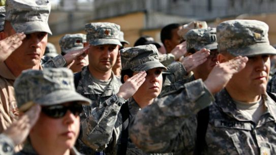 Lawmakers Push to Restore Military Benefits