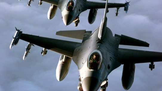 Lockheed Martin has enough orders to keep producing F-16 fighter jets through the third quarter of 2017, with plans to extend through 2020.