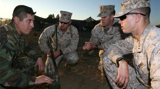 The United States is sending 20 marines to Central America as part of the new Marine Corps Security Cooperation Group.