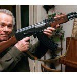 Mikhail Kalashnikov, Dead at 94 (AP Photo)