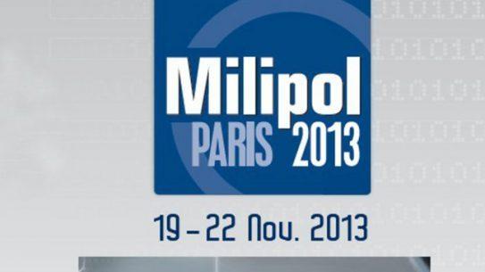 Milipol Paris 2013