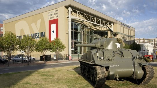 The annual Southern Dominican Province Gala at the U.S. Freedom Pavilion of the National World War II Museum in New Orleans honored U.S. military veterans.