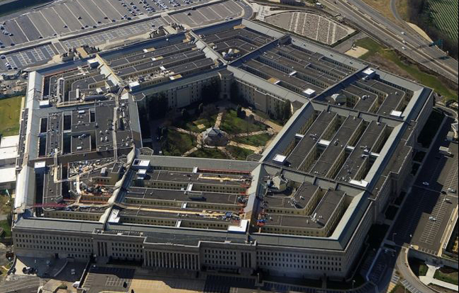 Secretary of Defense Chuck Hagel announced he would be trimming the Pentagon headquarters' budget by 20% starting in 2014.