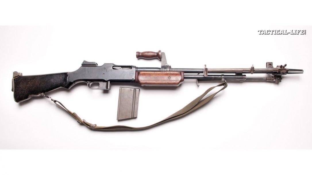 Preview- Top 10 World War II Firearms | Gun Review-BAR