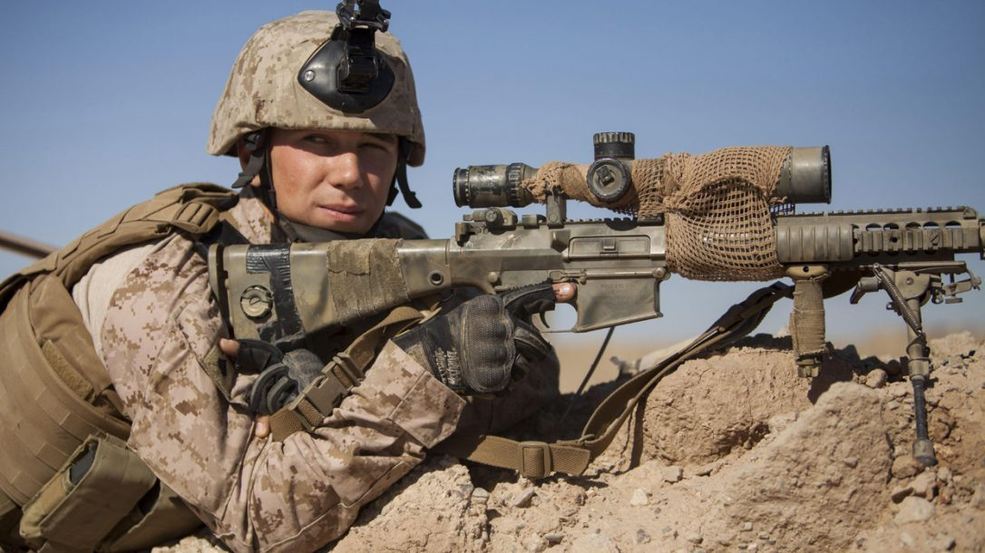 Preview: USMC Scout Sniper School