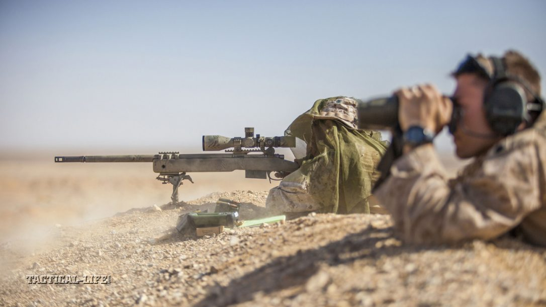 Preview - USMC Scout Sniper School - In the Field (DoD Photo)
