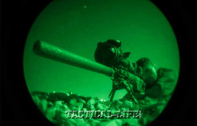 Preview - USMC Scout Sniper School - In the Field