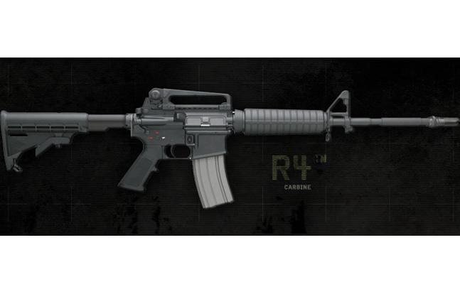 Remington R4 Carbine