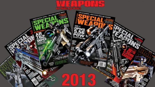 SPECIAL WEAPONS FOR MILITARY & POLICE - 2013 in Review