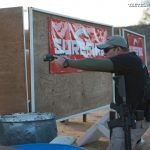 SureFire at the Range | New Products for 2014 - Jeremy on the pistol