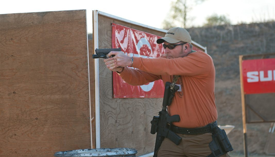 SureFire at the Range | New Products for 2014 - On the range