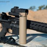 SureFire at the Range | New Products for 2014 - Suppressor