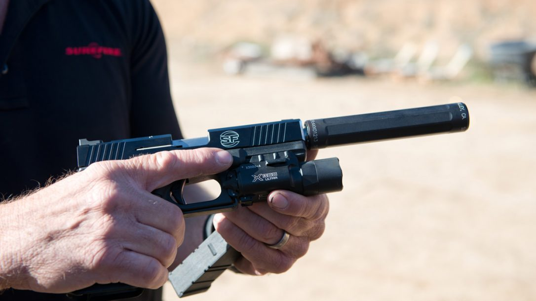 SureFire at the Range | New Products for 2014 - SureFire Ryder 22A
