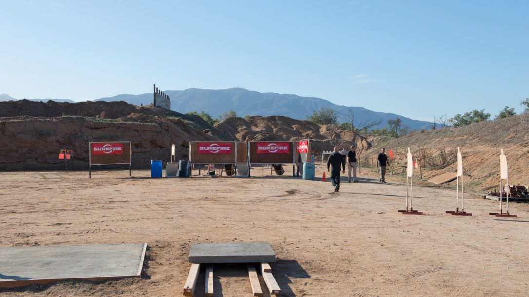 SureFire at the Range | New Products for 2014 - The Firing Range
