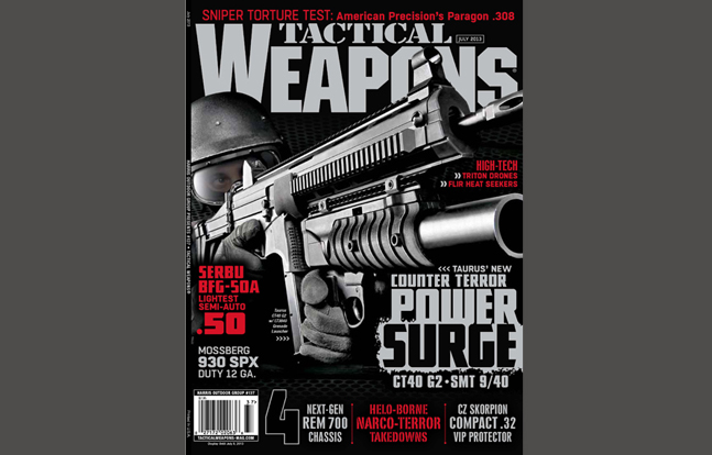 TACTICAL WEAPONS - July 2013