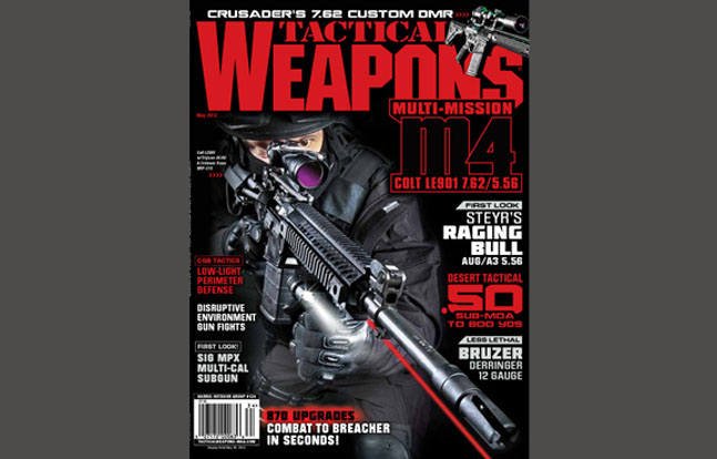 TACTICAL WEAPONS - May 2013