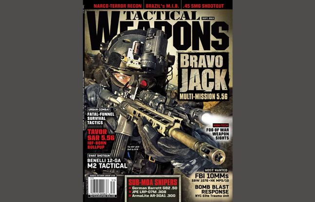 TACTICAL WEAPONS - September 2013